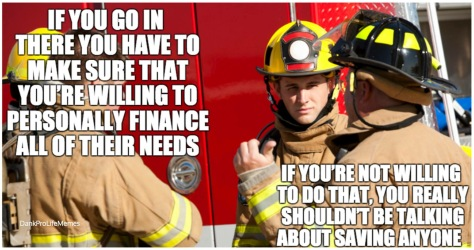 fireman pro life